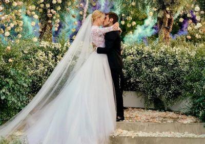 Italy's Royal Wedding: Fashionista Chiara Ferragni Marries Fedez