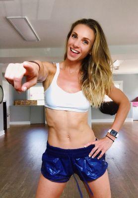 katia pryce in Meet Your Ultimate Fitness Goal - Katia Pryce