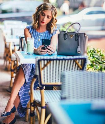 kiara horwitz in A PR Maven's Top 5 Tips For Building Your Personal Style