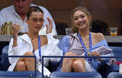 The Best Celeb Moments At The 2018 US Open
