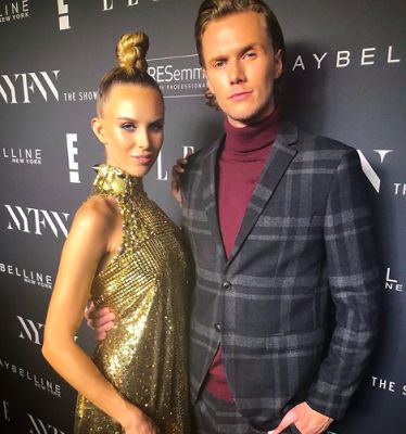 barron hilton in There's Officially A Third Hilton Sister & She's Taken Over Fashion Week