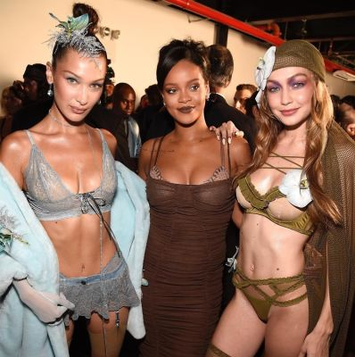 Is Rihanna's Lingerie Line The New Victoria's Secret?