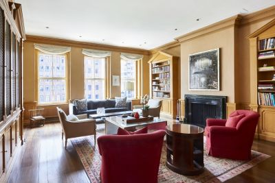 Steven Mnuchin Just Listed His Park Avenue Apartment For $32.5 Million