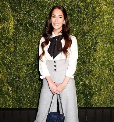 audrey gelman in The 50 Most Stylish Women In New York