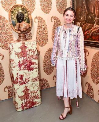 chloe malle in The 50 Most Stylish Women In New York