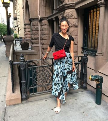 eva chen in The 50 Most Stylish Women In New York