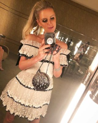 nicky hilton in The 50 Most Stylish Women In New York
