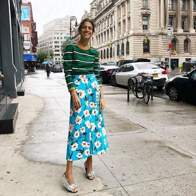 leandra medine in The 50 Most Stylish Women In New York