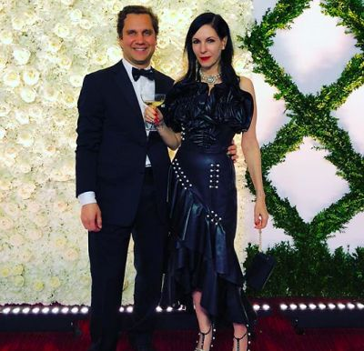 jill kargman in The 50 Most Stylish Women In New York