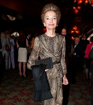 lee radziwill in The 50 Most Stylish Women In New York