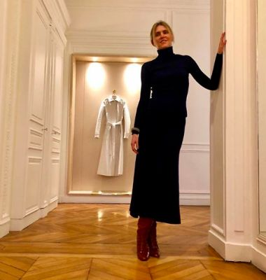 gabriela hearst in The 50 Most Stylish Women In New York