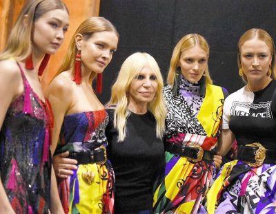 Welp...Is Versace Basic Now?