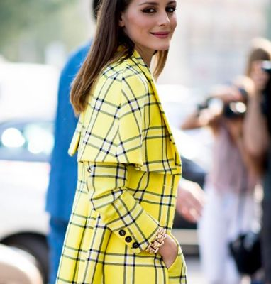 olivia palermo in Olivia Palermo Has Been Killing It This Fashion Month
