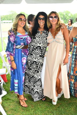 donna puma in Harriman Cup Party at Greenwich Polo Club