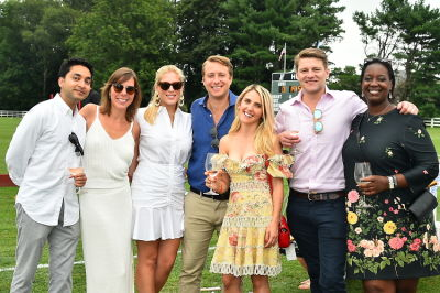 adam klopp in Harriman Cup Party at Greenwich Polo Club