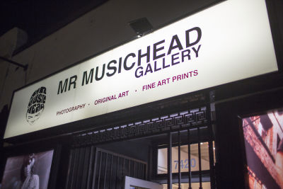 RADD® - The Entertainment Industry's Voice For Road Safety Presents #RADDNightLive! Acoustic At Mr Musichead Gallery