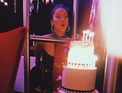 Inside Bella Hadid's Surprise Birthday Party In NYC