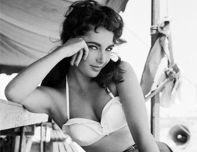 Elizabeth Taylor's Glamorous Travel Secrets