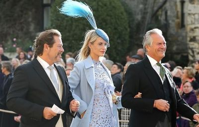 The Best Hats & Fascinators At Princess Eugenie's Wedding