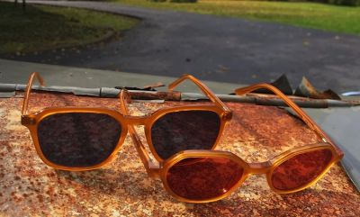 Timo Weiland Takes His New Collection With Zenni Sunglasses On The Road