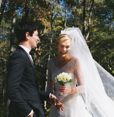 Karlie Kloss Married Joshua Kushner In A Surprise Wedding!