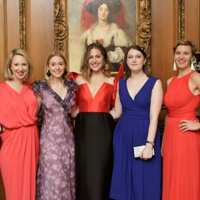 Best Dressed Guests: 2018 Frick Collection Autumn Dinner