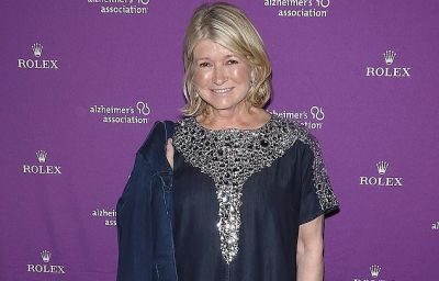 martha stewart in Martha Stewart Proves A Bedazzled Political Statement Is Always In Style