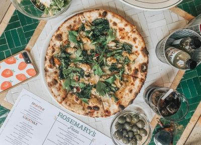 The Chicest Pizza Joints In New York