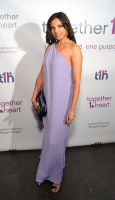 christine philip in Together1Heart Foundation Gala