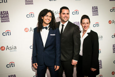Asia Society Game Changers Awards and Dinner