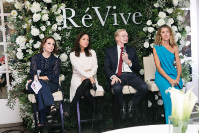 RéVive Skincare Dinner and Discussion – Ageless Beauty: The New Standard