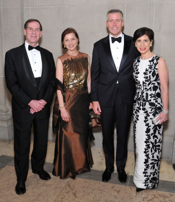 henry johnson in Best Dressed Guests: 2018 Frick Collection Autumn Dinner