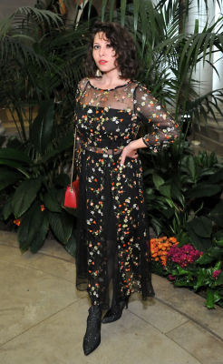 stephanie maida in Best Dressed Guests: 2018 Frick Collection Autumn Dinner