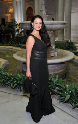 tijana ibrahimovic in Best Dressed Guests: 2018 Frick Collection Autumn Dinner