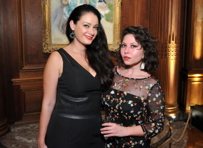 tijana ibrahimovic in The Frick Collection Fall Dinner 2018