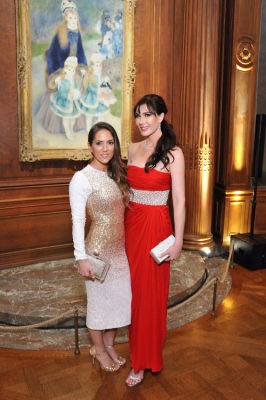 nikki trager in Best Dressed Guests: 2018 Frick Collection Autumn Dinner
