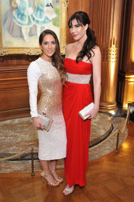 nikki trager in The Frick Collection Fall Dinner 2018