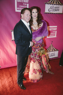 """stacie stephenson in """"The Greatest Gateway"""" Gateway For Cancer Research 2018 CURES Gala presented by Richard and Stacie Stephenson Part 2"""
