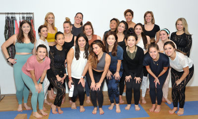 Avocado's NYC Yoga Event