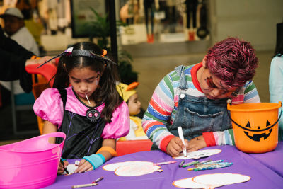 Trick or Treat Event at the Shops of Montebello