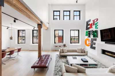 Inside Bella Hadid & The Weeknd's $60,000/Month Tribeca Penthouse
