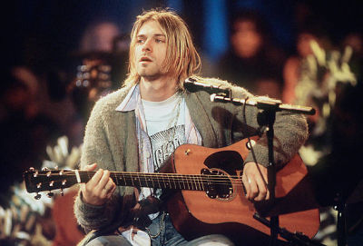 You Can Buy Kurt Cobain's Pill Bottle & Elvis Presley's Bible