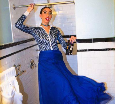 Caroline Vazzana's Glam Diary: How A Style Star Preps Before A Big Event