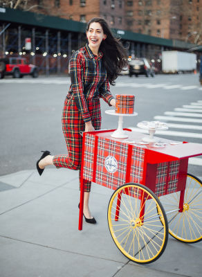 stephanie nass in The Sweet (& Chic!) Holiday Pop-Up You Can't Miss
