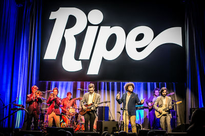ripe the-band in Delivering Good 2018 Annual Gala