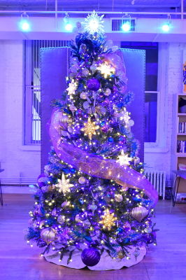 Deck The Halls - A Designer Holiday Tree Lighting at Housing Works Chelsea