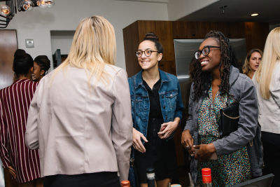 ana david in Maven Intimate Dinner Hosted by Megan Stooke, Chief Marketing Officer