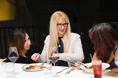 Maven Intimate Dinner Hosted by Megan Stooke, Chief Marketing Officer