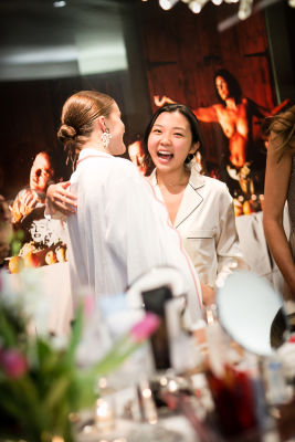 hannah cho in Beautytap Private NYC Launch