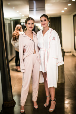 india grimstad in Korean Skincare Hub Beautytap Launches With A Chic Pajama Party